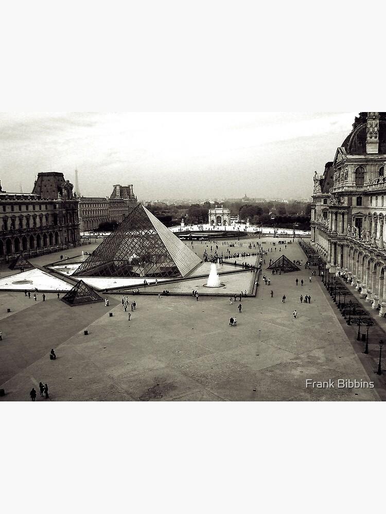 Louvre, Paris 2008 by organicman2