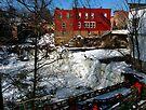 Chagrin Falls - Ohio by Marcia Rubin