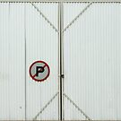 Simply, no parking by Erika Gouws