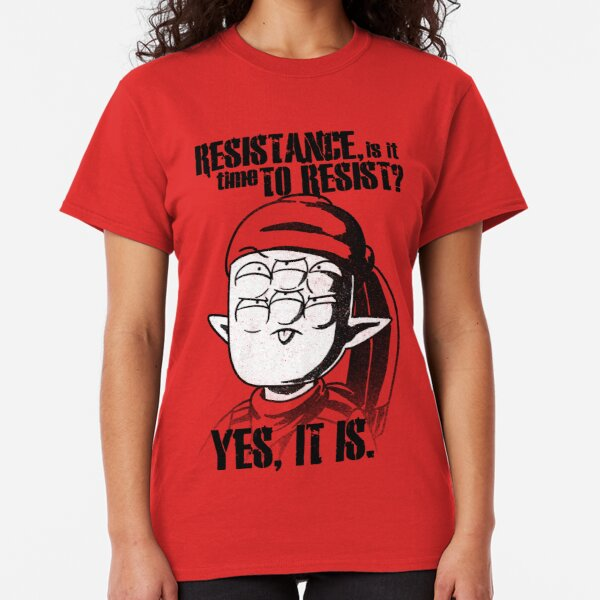 Time to Resist Classic T-Shirt