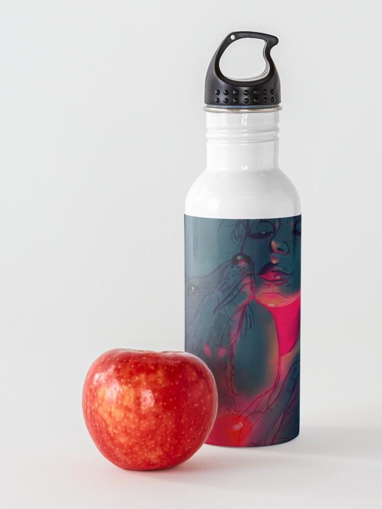 Alternate view of Glowing in the dark Water Bottle