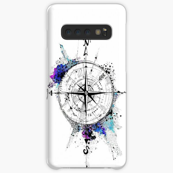 Not all those who wander are lost Samsung Galaxy Snap Case