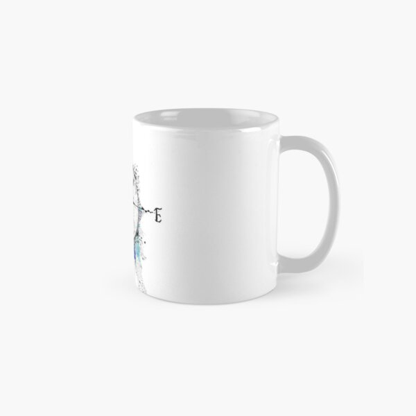 Not all those who wander are lost Classic Mug