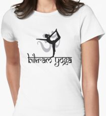 Bikram Yoga Womens Fitted T-Shirt
