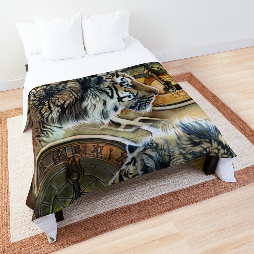 The traveller Comforter