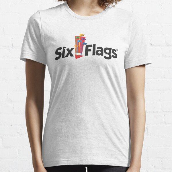 six flags Essential T-Shirt