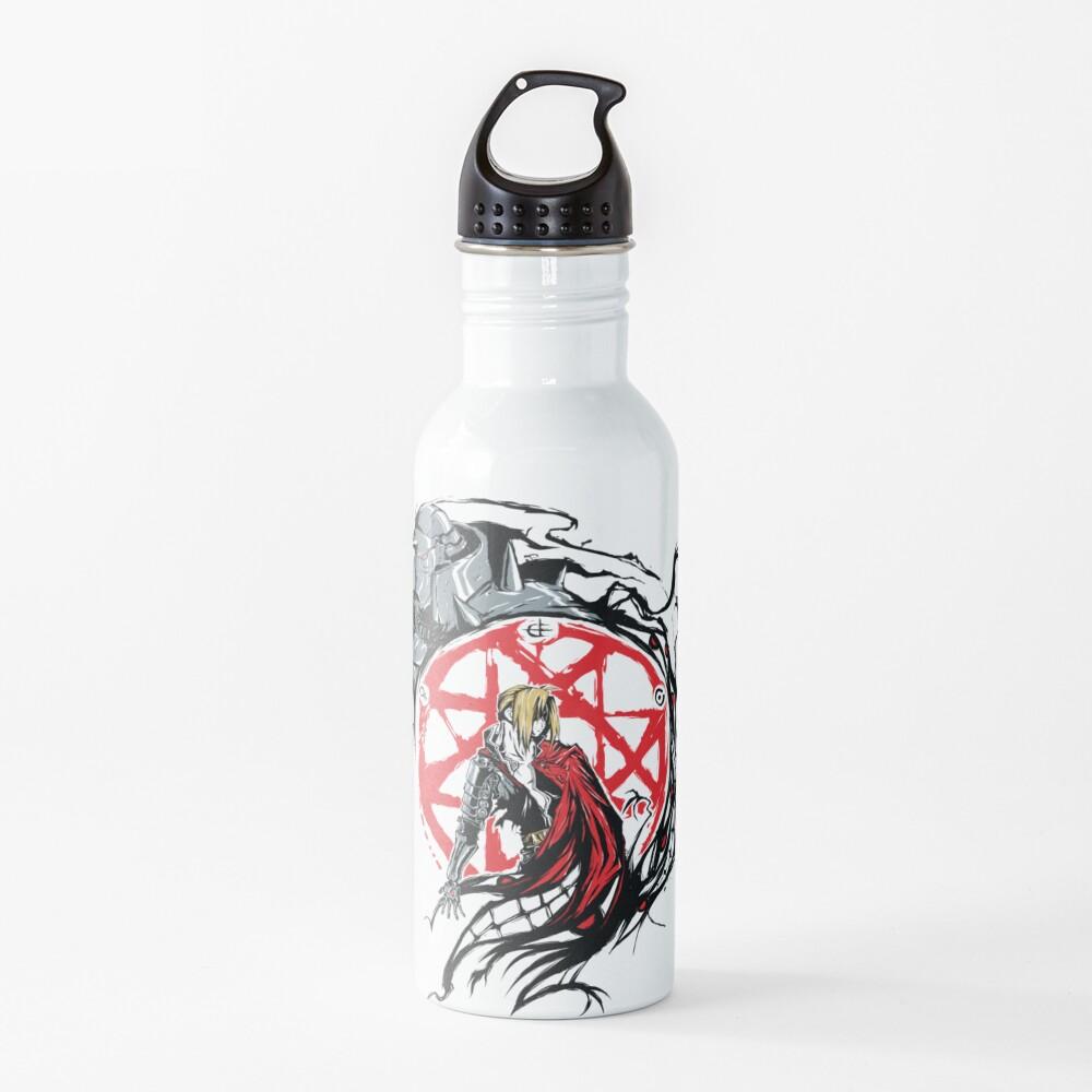 FullMetal Circle Water Bottle