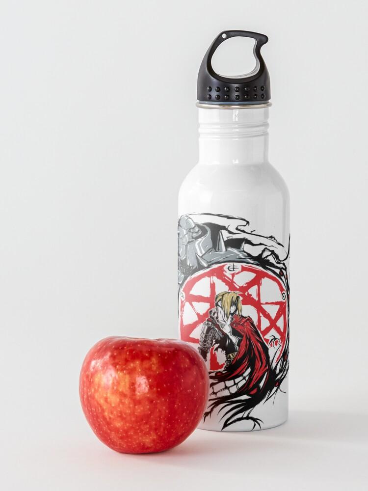 Alternate view of FullMetal Circle Water Bottle