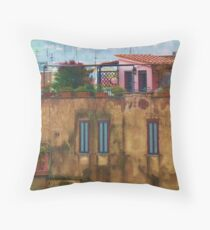 Where in the World...? Throw Pillow