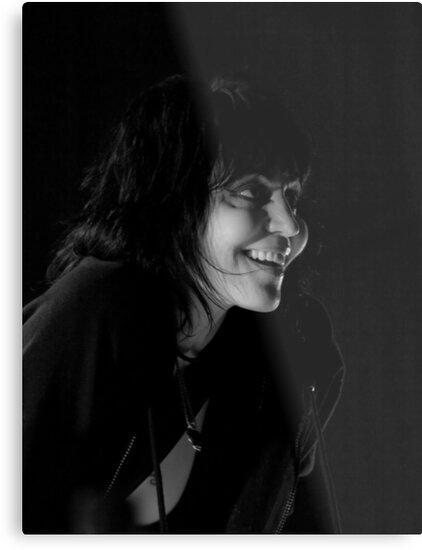 Joan Jett by CezB