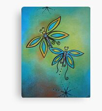 Butterfly lurve 2 Canvas Print