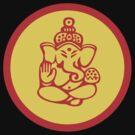 Hindu, Hinduism Ganesh T-Shirt by T-ShirtsGifts