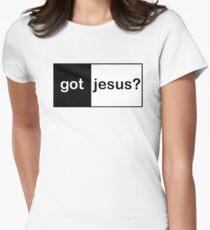 "Christian ""got jesus?""  T-Shirt"