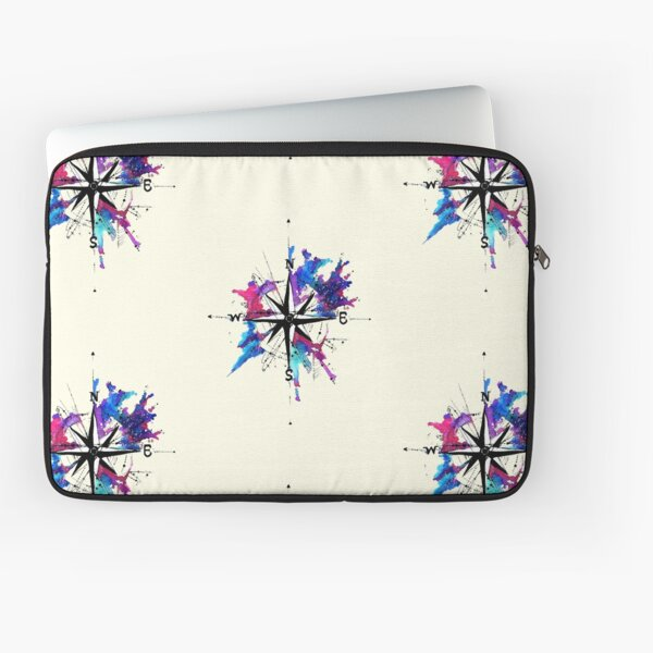 I have you as my compass Laptop Sleeve