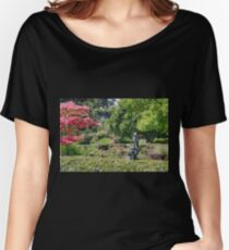 Conservatory Garden, Central Park, NYC Women's Relaxed Fit T-Shirt