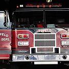 Tupelo Fire Dept.#1 by Thomas Eggert
