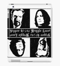 Best villain Best hero iPad Case/Skin