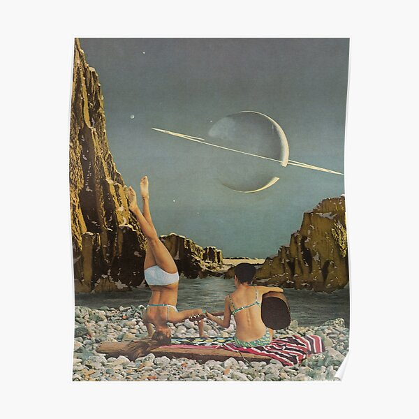 Serenade to Saturn Poster