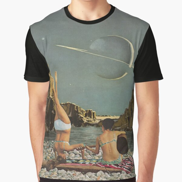 Serenade to Saturn Graphic T-Shirt