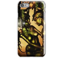 Entwined Romance iPhone Case/Skin