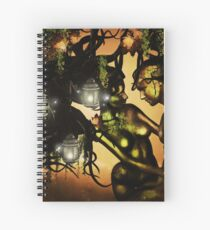 Entwined Romance Spiral Notebook