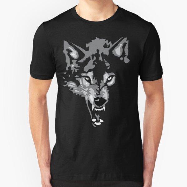 Shadow Wolf Slim Fit T-Shirt