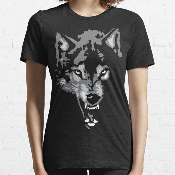 Loup d'ombre T-shirt essentiel