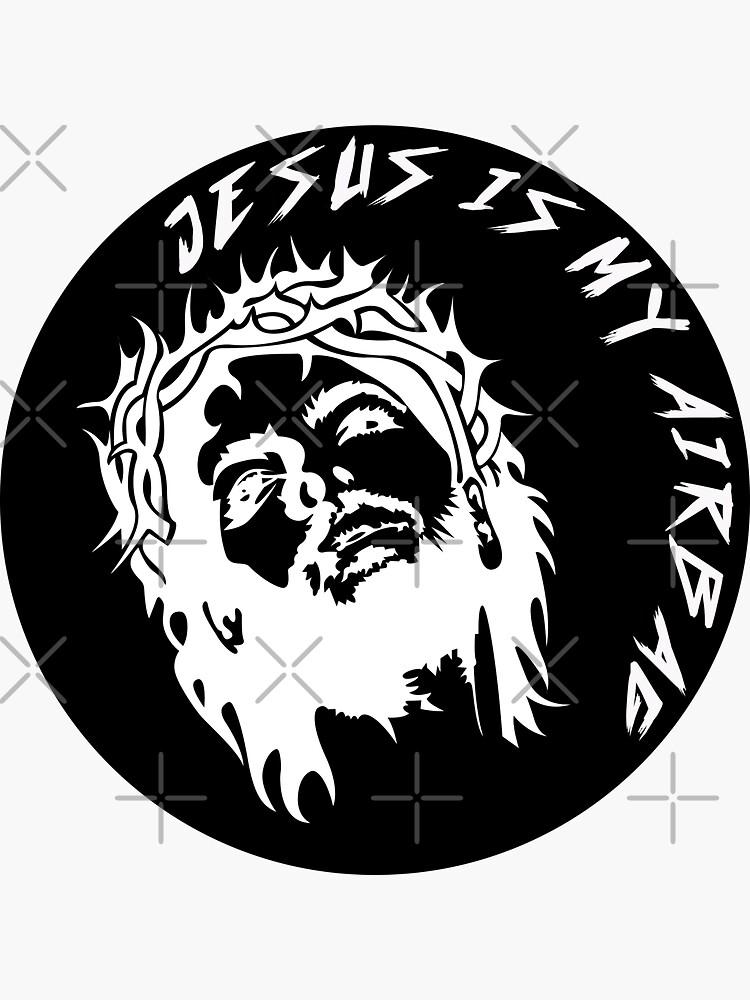 jesus is my airbag by oldiescie