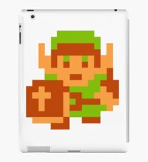 8-Bit Legend Of Zelda Link Nintendo iPad Case/Skin