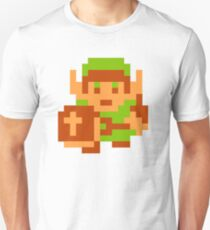 8-Bit Legend Of Zelda Link Nintendo T-Shirt