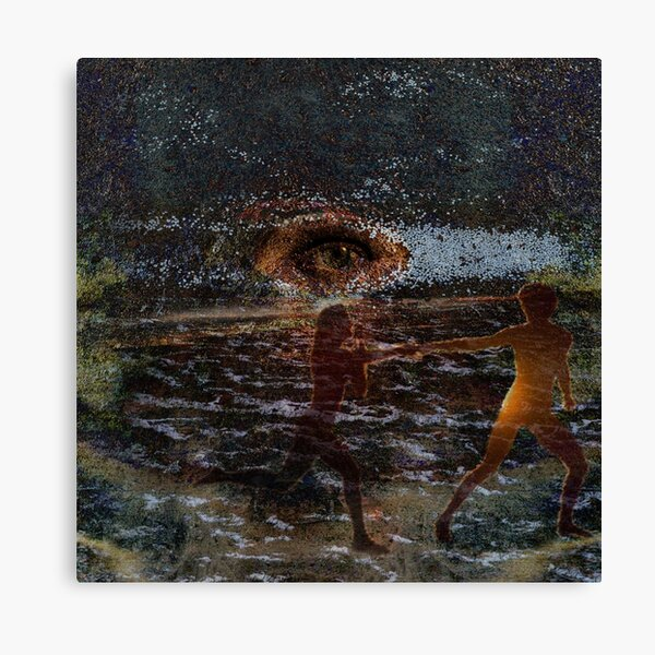 Ethereal Guide Canvas Print