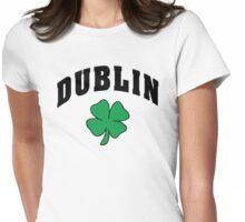 Irish Dublin Womens Fitted T-Shirt
