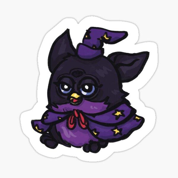 wizard babie Sticker