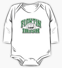 Fighting Irish One Piece - Long Sleeve