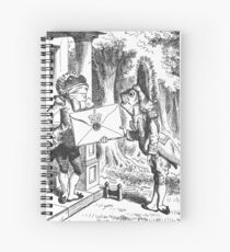 The Frog and The Fish Spiral Notebook