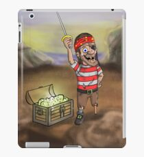 A pirates life for me iPad Case/Skin
