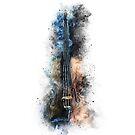 « Violon » par Chrystelle Hubert