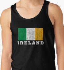 Ireland Flag Tank Top