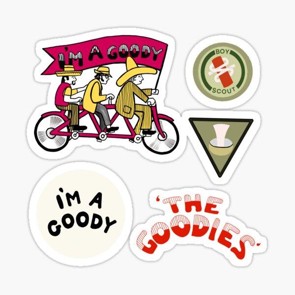 'The Goodies' Sticker Bundle Sticker