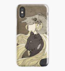 Dreamcatcher- looking ahead iPhone Case