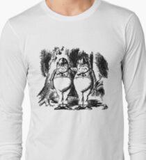 Tweedledum & Tweedledee Long Sleeve T-Shirt
