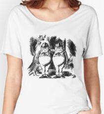 Tweedledum & Tweedledee Women's Relaxed Fit T-Shirt