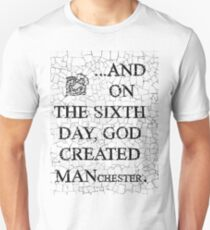 And on the 6th day... T-Shirt