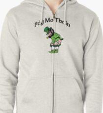 Pog Mo Thoin Zipped Hoodie