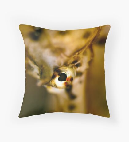 Seahorse Portrait Throw Pillow