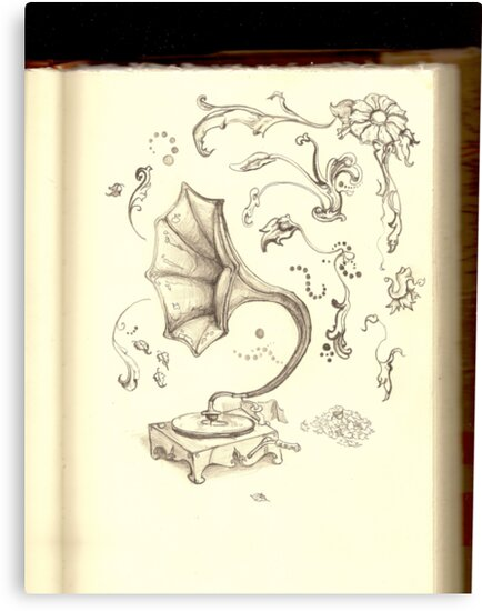 phonograph by scott myst