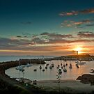 Wollongong Harbour by steen