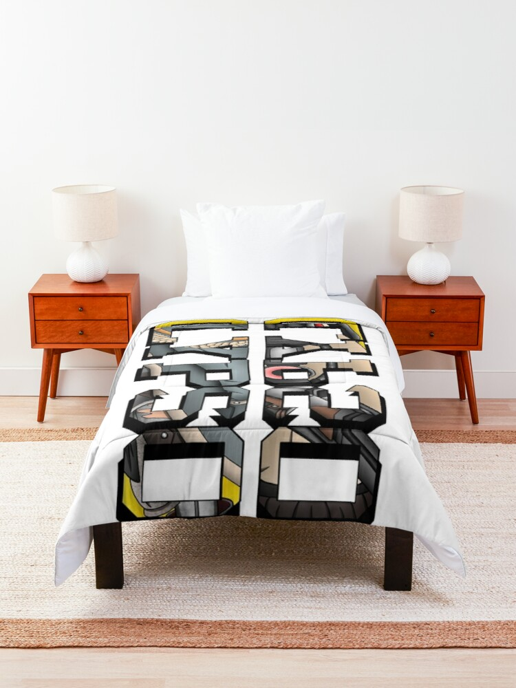 Alternate view of Calypso Twins Comforter