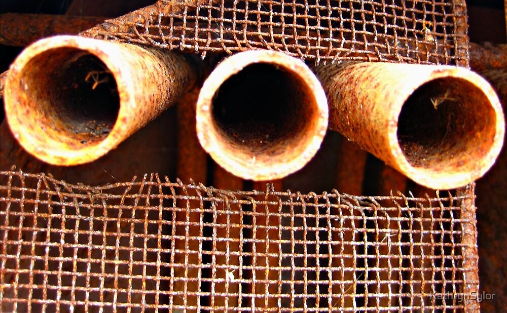 Pipes by KathrynSylor