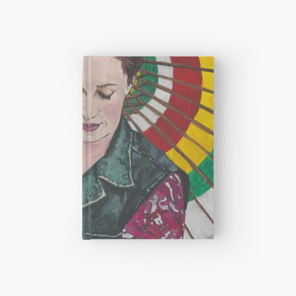 InevitableBetrayal Cosplay as Kaylee in Firefly Hardcover Journal